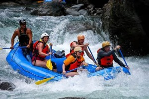 Savegre Rafting Costa Rica
